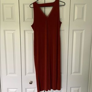 Banana Republic slip dress. Size M